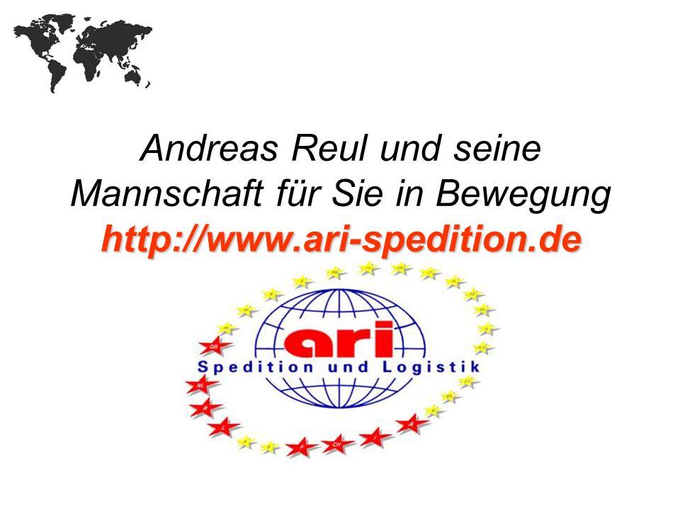 Andreas Reul und seine Mannschaft für Sie in Bewegung http://www