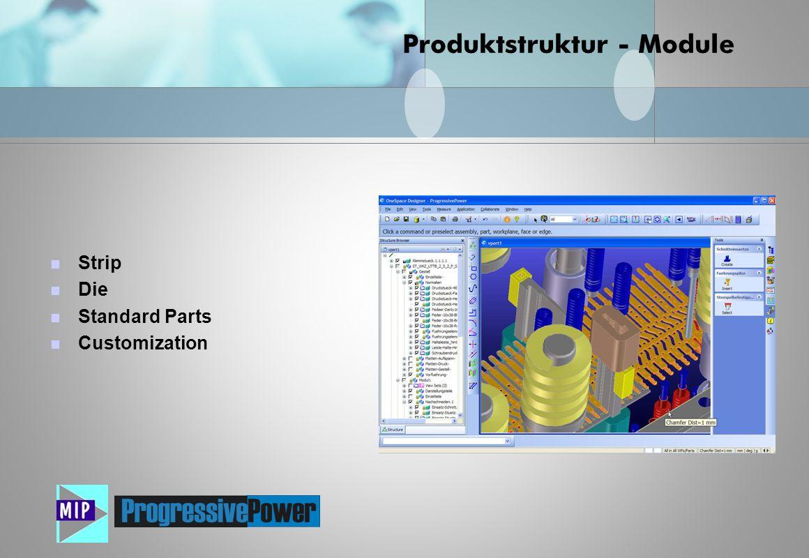 Produktstruktur - Module