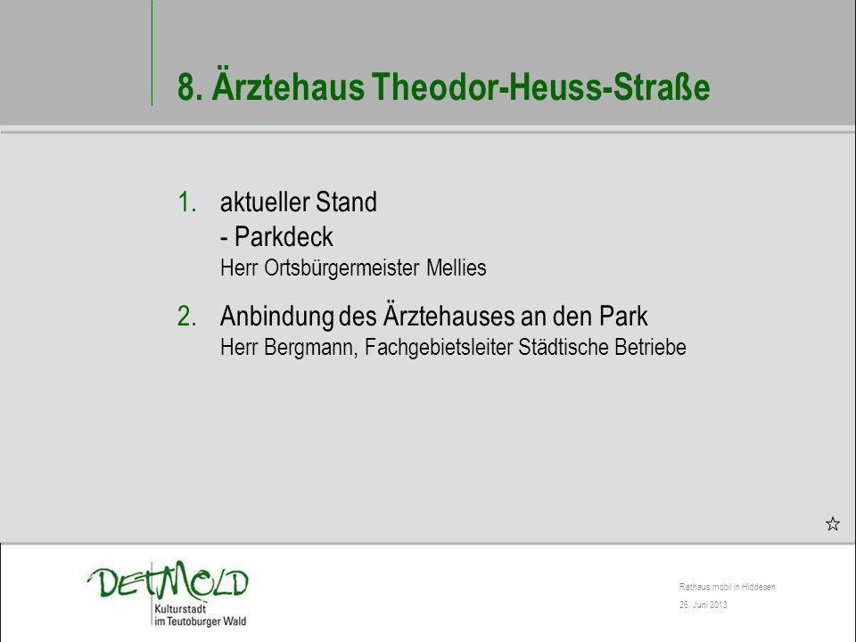 8. Ärztehaus Theodor-Heuss-Straße