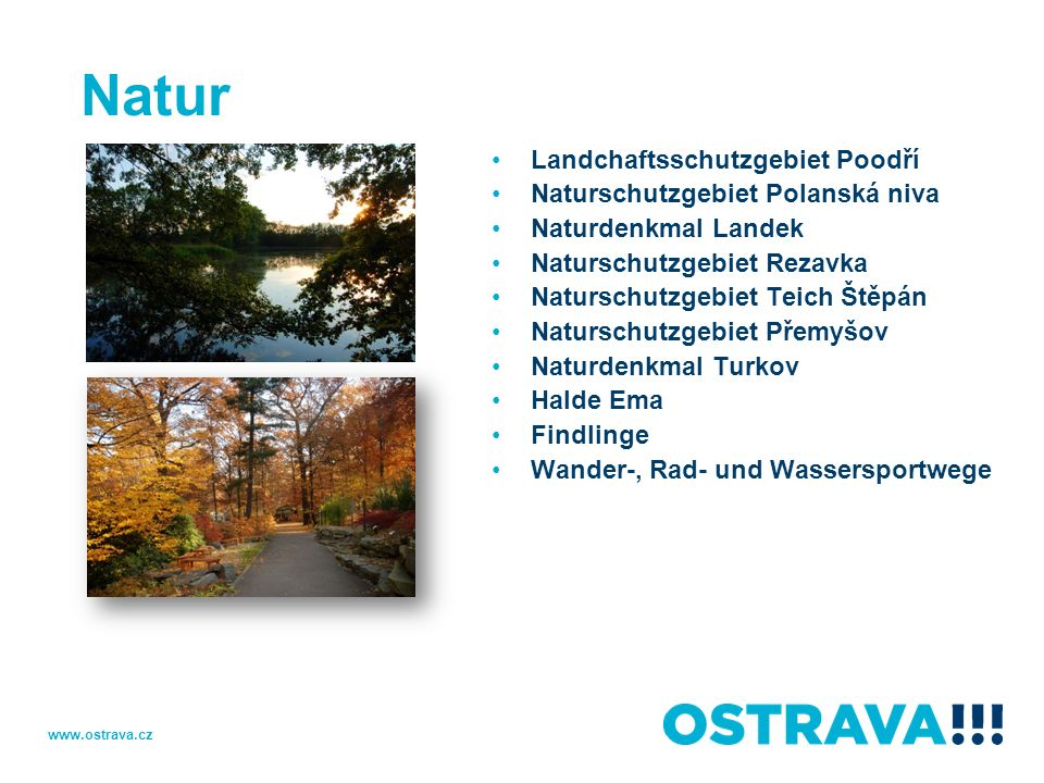 Natur Landchaftsschutzgebiet Poodří Naturschutzgebiet Polanská niva