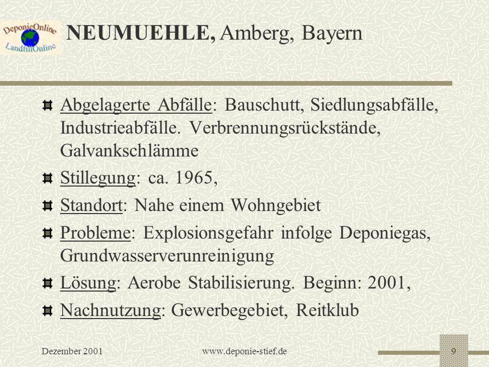 NEUMUEHLE, Amberg, Bayern