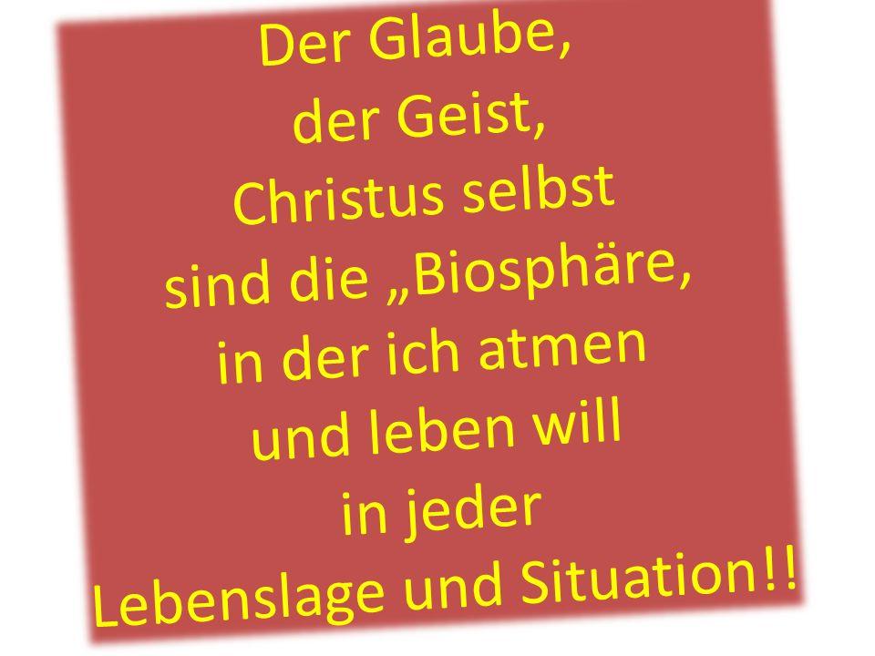 Lebenslage und Situation!!