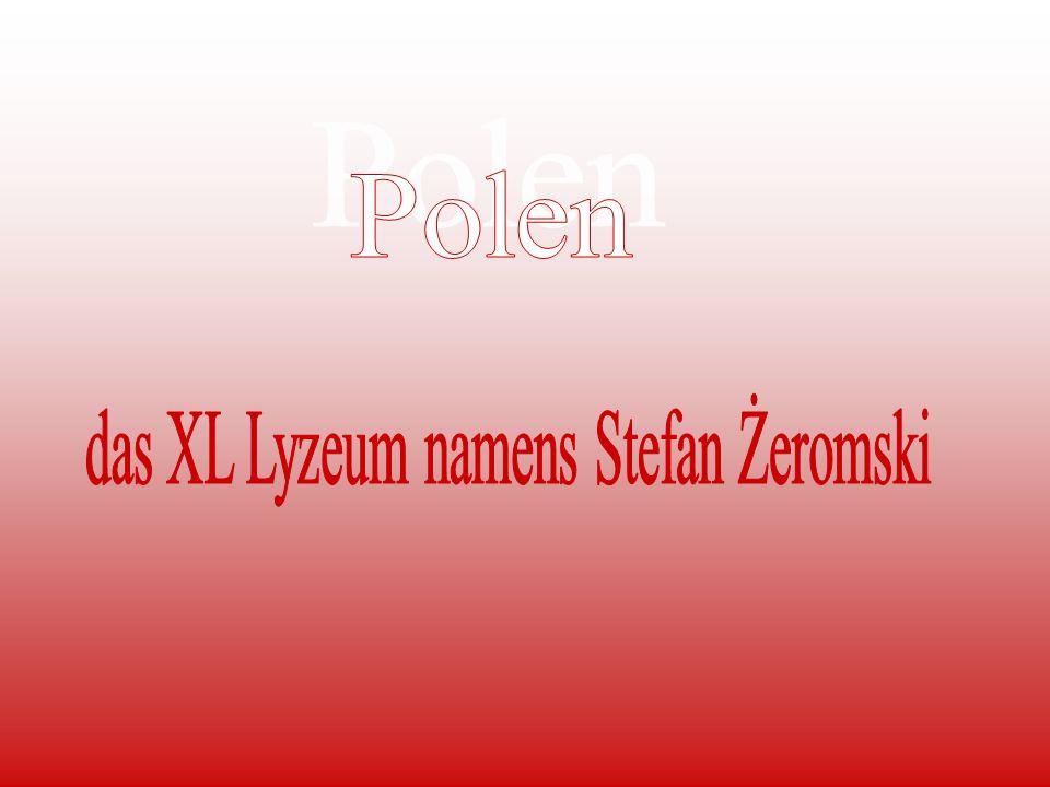 das XL Lyzeum namens Stefan Żeromski