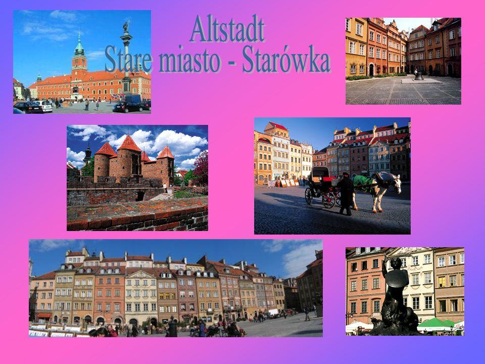 Stare miasto - Starówka
