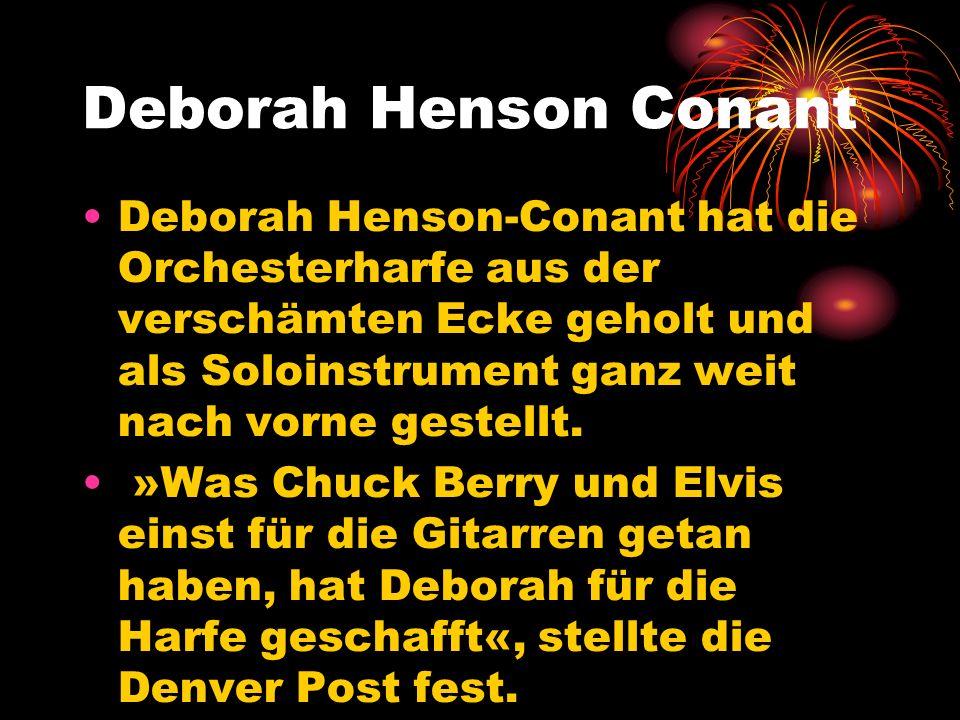 Deborah Henson Conant