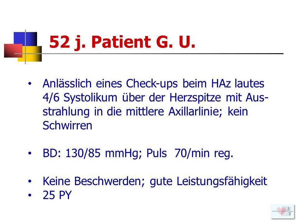 52 j. Patient G. U.