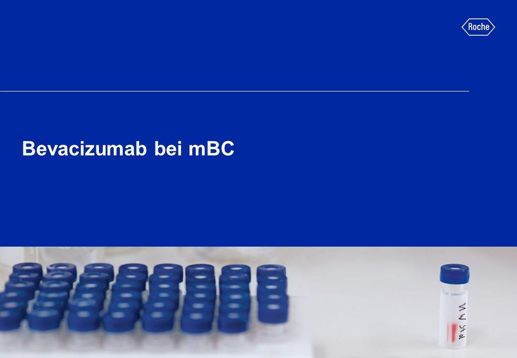 Bevacizumab bei mBC