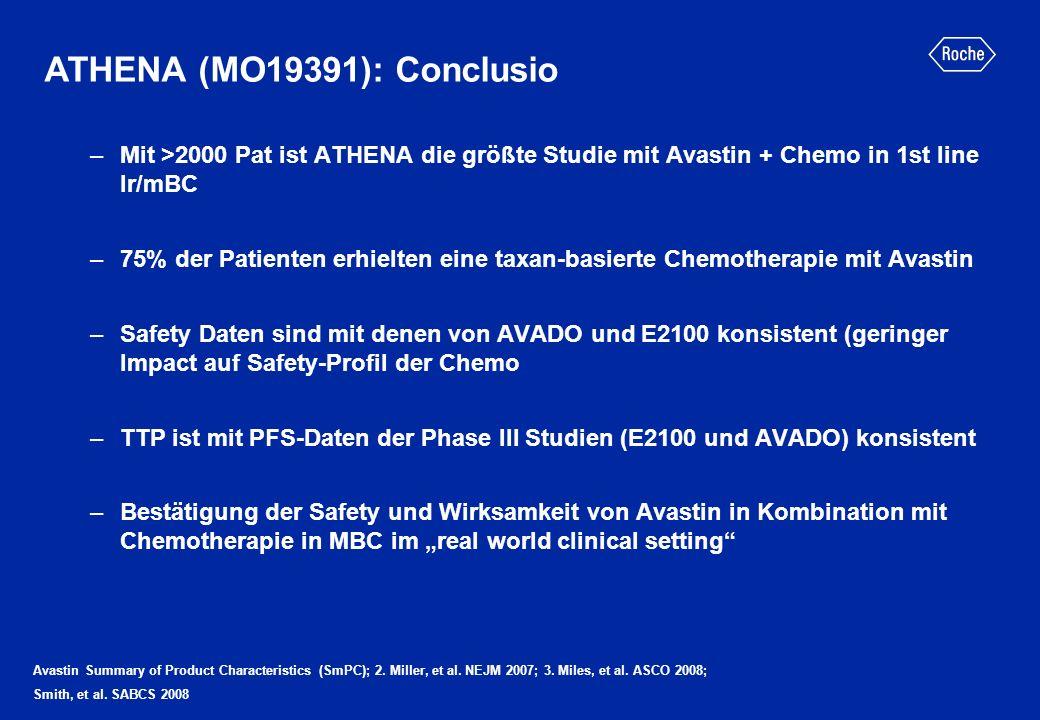 ATHENA (MO19391): Conclusio