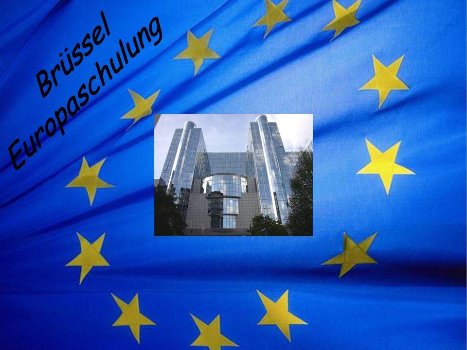 Brüssel Europaschulung