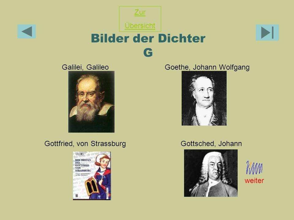 Gottfried, von Strassburg