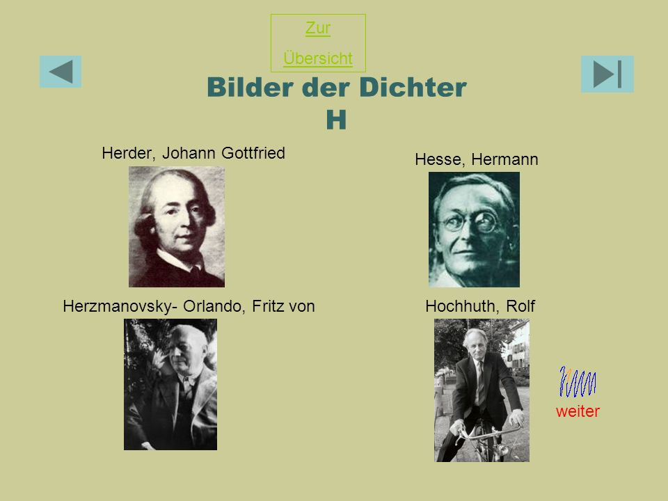 Herder, Johann Gottfried