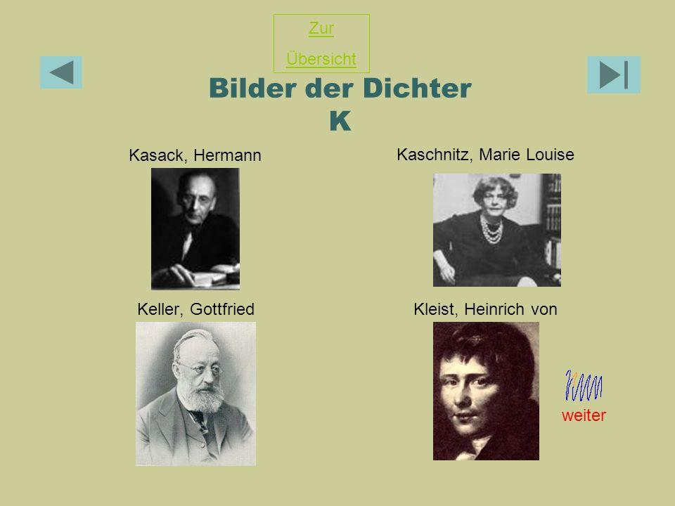 Kaschnitz, Marie Louise