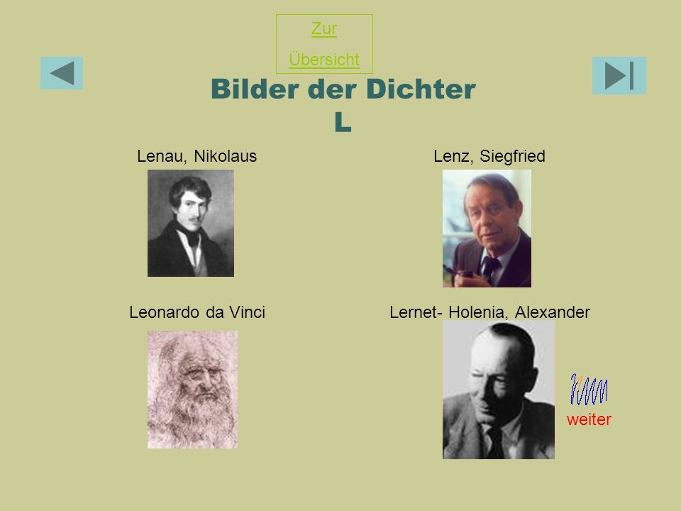 Lernet- Holenia, Alexander