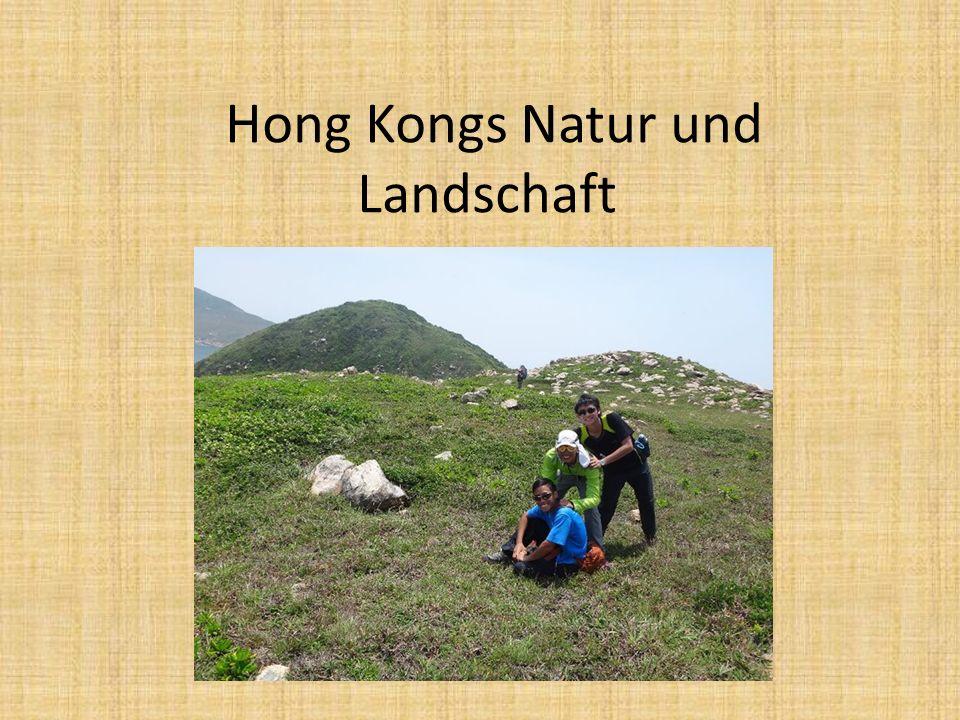Hong Kongs Natur und Landschaft