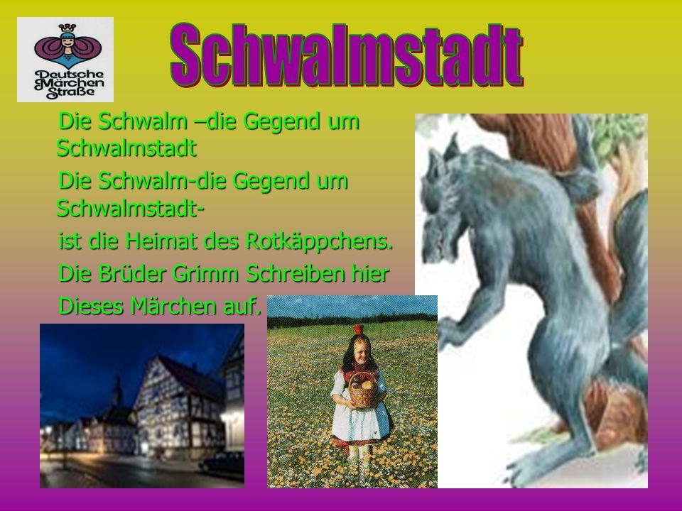 Schwalmstadt Die Schwalm –die Gegend um Schwalmstadt