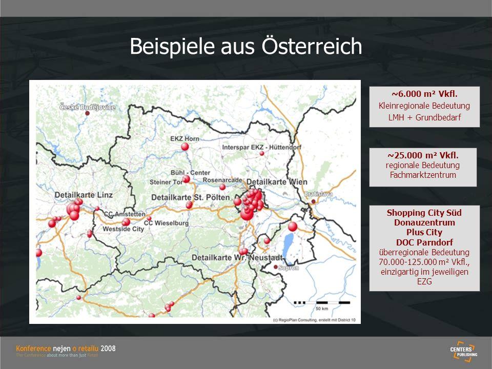 Beispiele aus Österreich