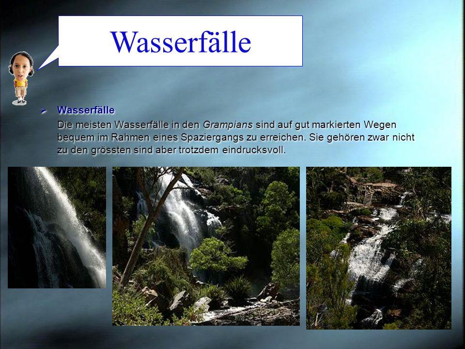 Wasserfälle Wasserfälle