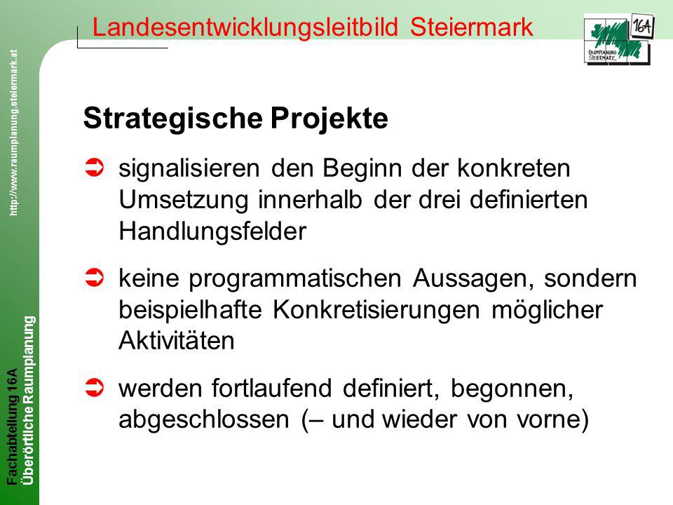 Strategische Projekte