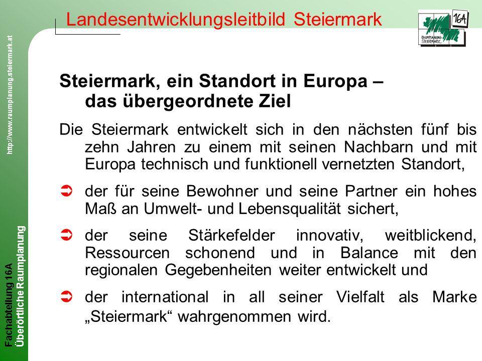 Landesentwicklungsleitbild Steiermark