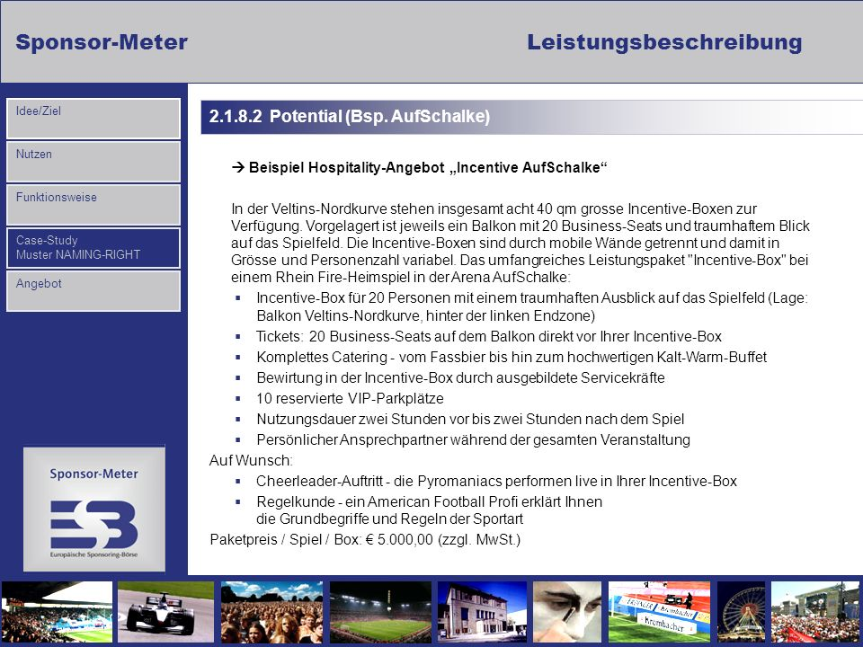 2.1.8.2 Potential (Bsp. AufSchalke)