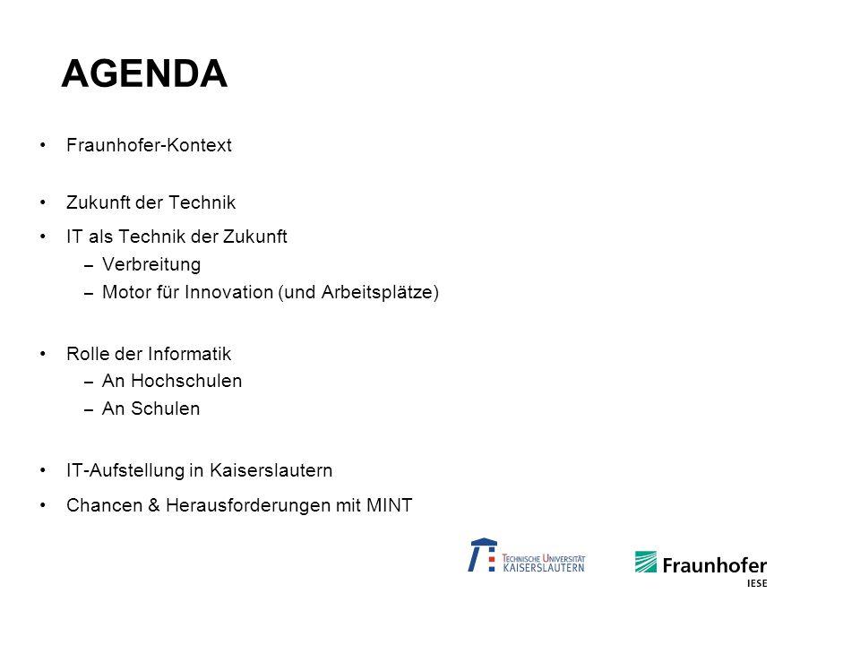 Fraunhofer-Kontext (Wissenschaftsorganisationen in Deutschland)