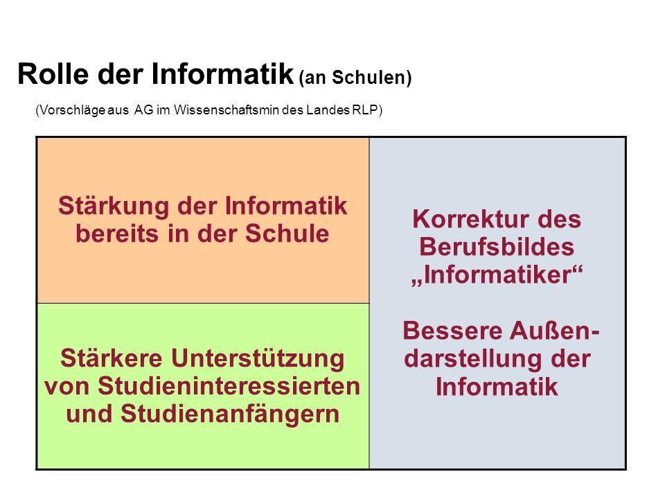 IT-Aufstellung in Kaiserslautern (Zwiebelschalenmodell)