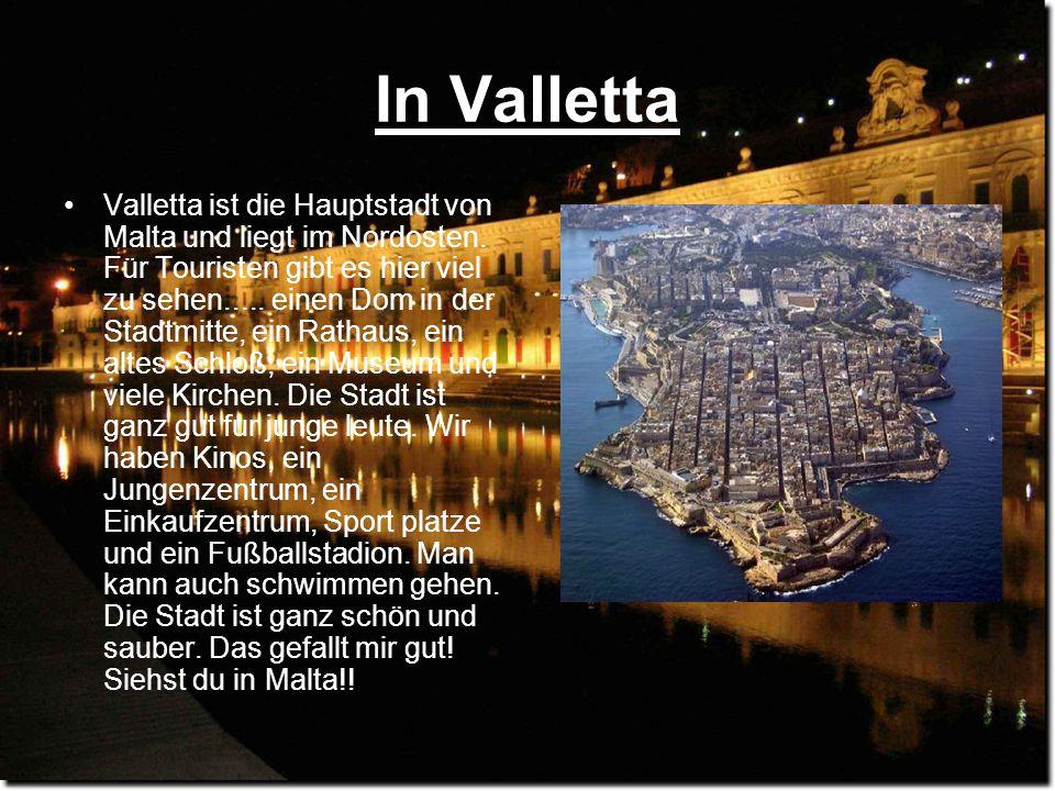 In Valletta