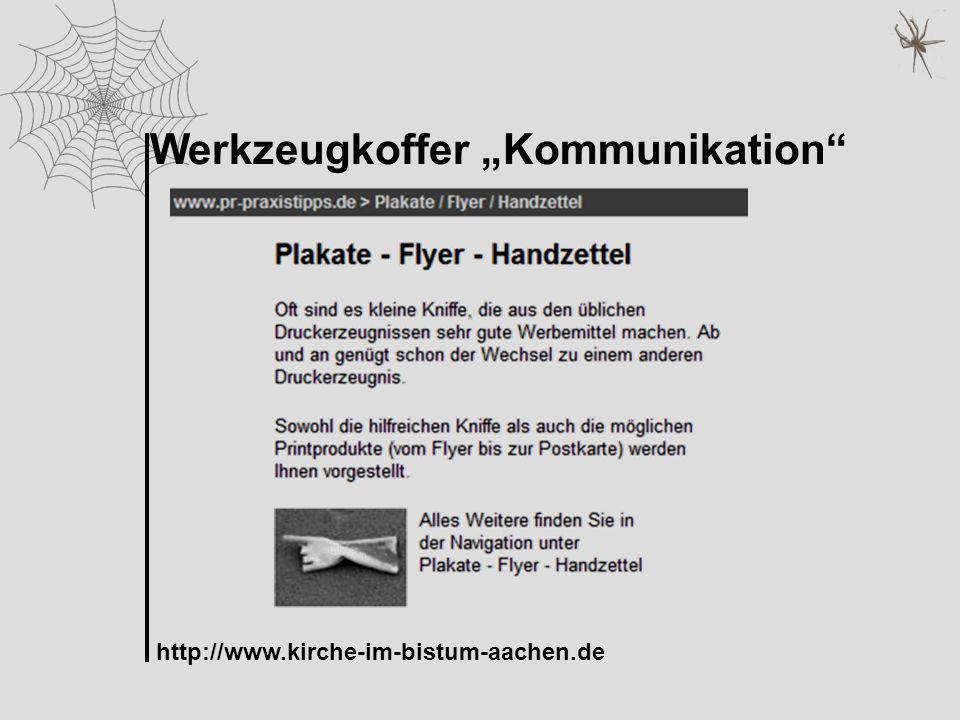 """Werkzeugkoffer """"Kommunikation"""