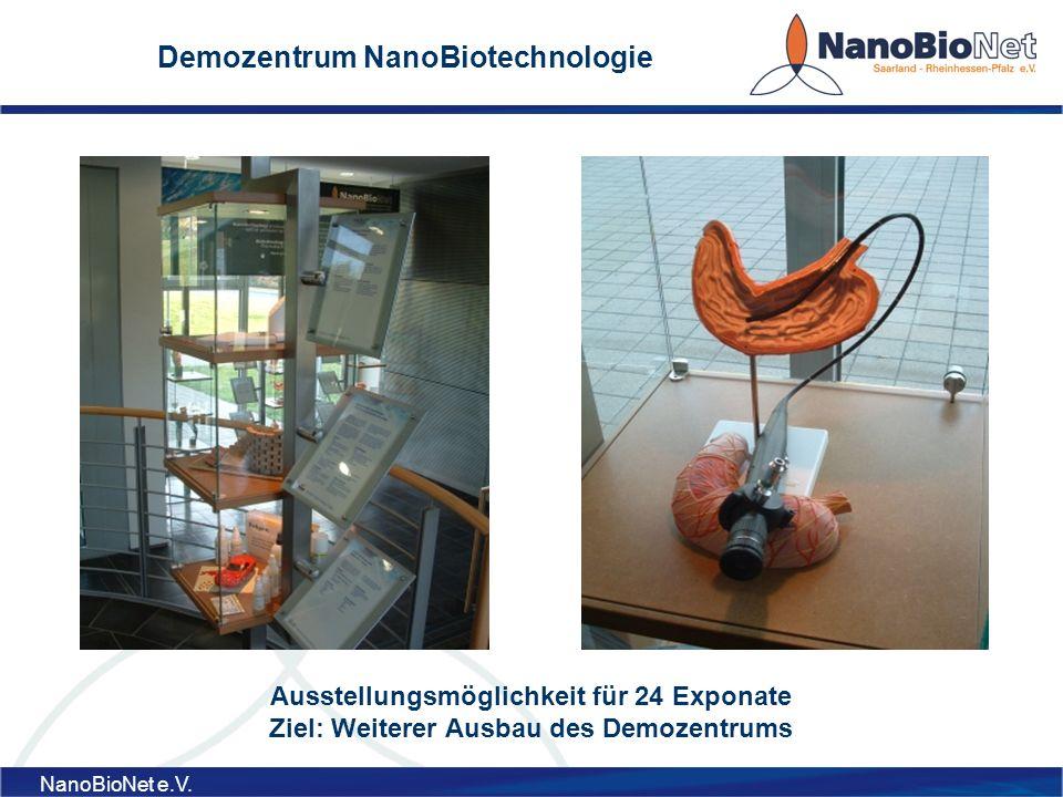 Demozentrum NanoBiotechnologie