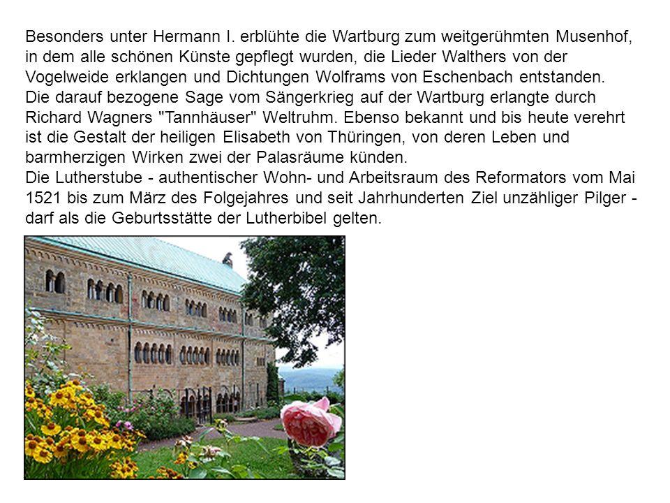 Besonders unter Hermann I