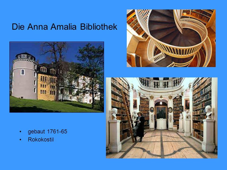 Die Anna Amalia Bibliothek