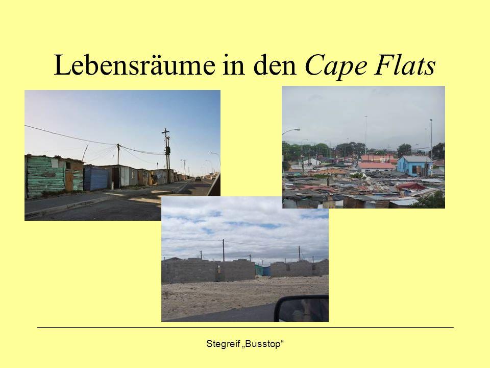 Lebensräume in den Cape Flats