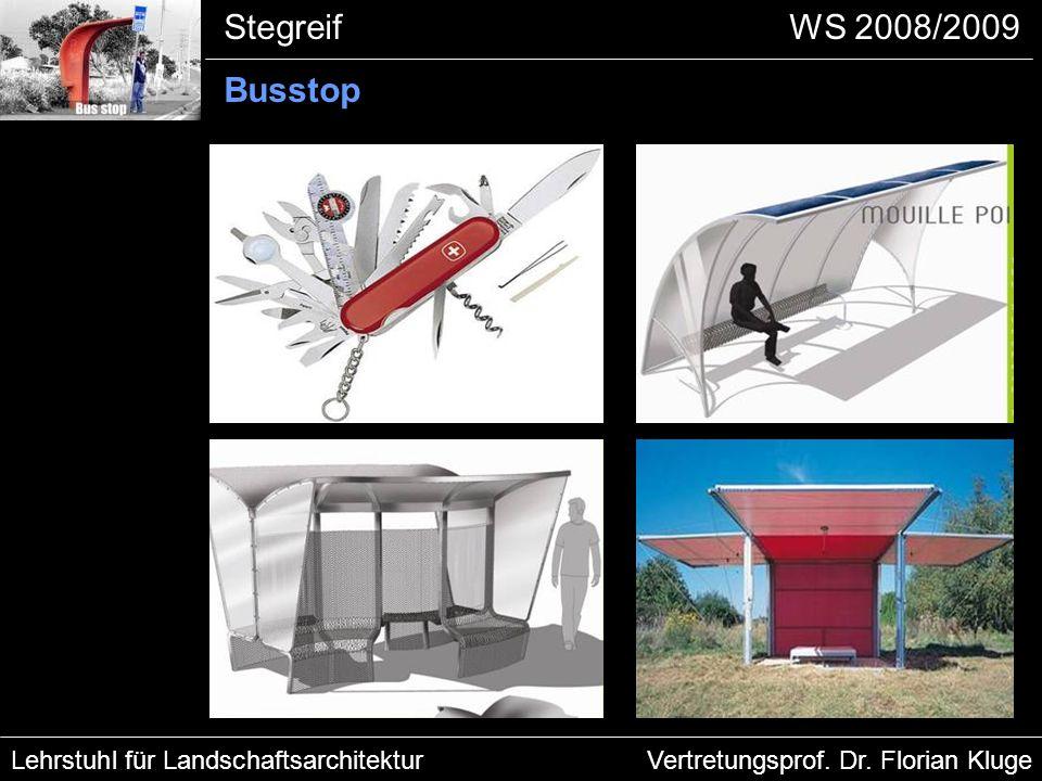 Stegreif 2: Prototyp mit unterschiedlichen neuen Funktionen