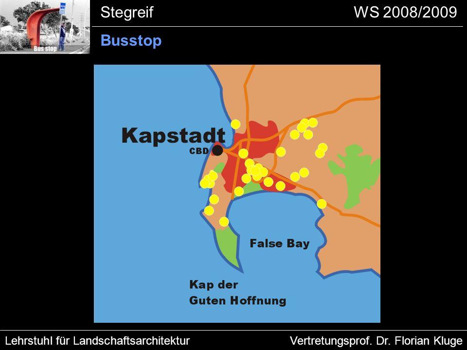 Vorstellung Kapstadt, Townships: