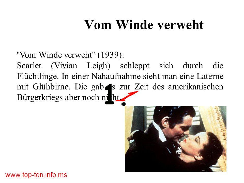 Vom Winde verweht Vom Winde verweht (1939):