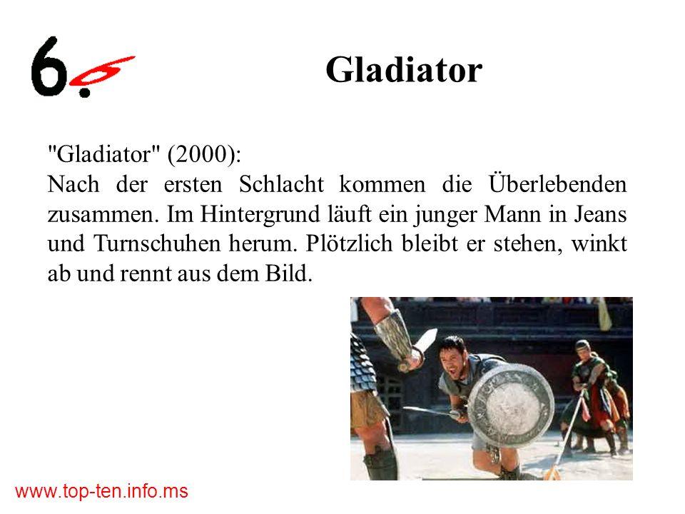 Gladiator Gladiator (2000):
