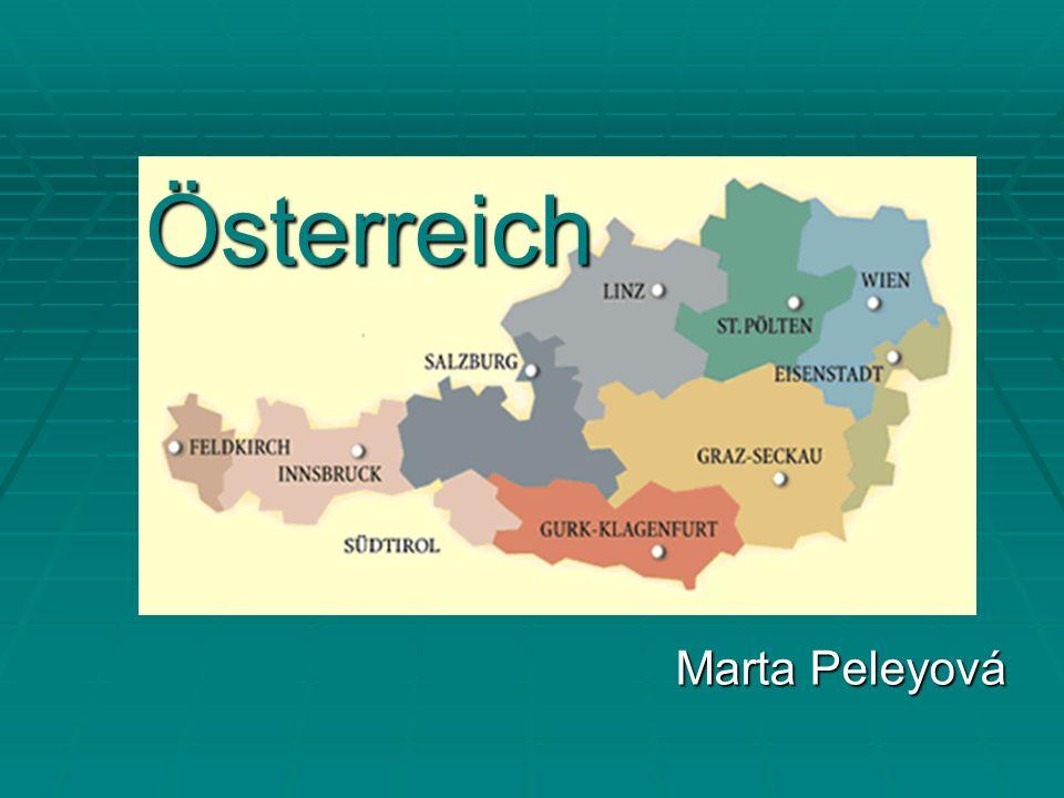 Österreich Marta Peleyová