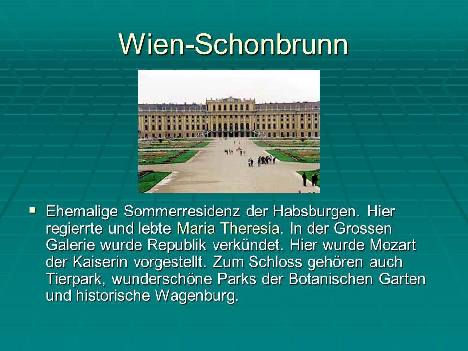 Wien-Schonbrunn