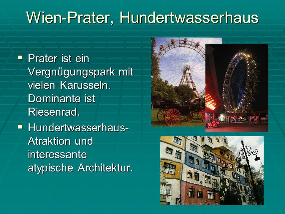 Wien-Prater, Hundertwasserhaus