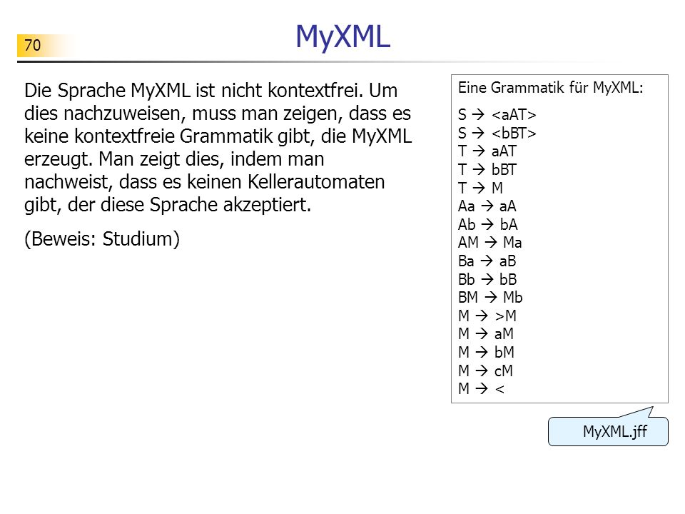 MyXML