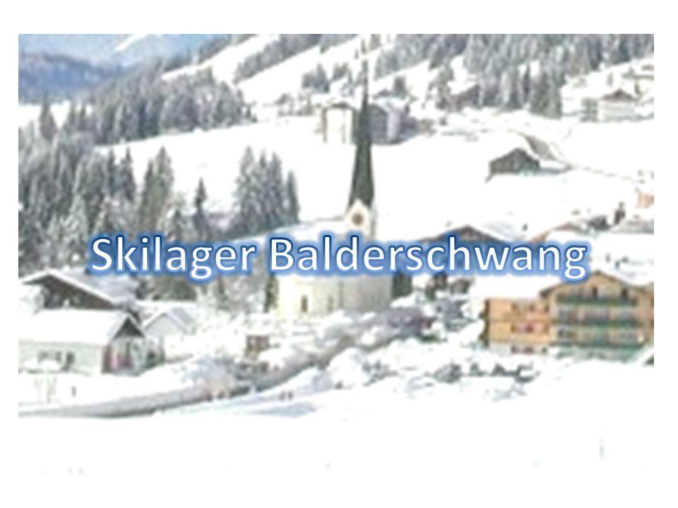 Skilager Balderschwang