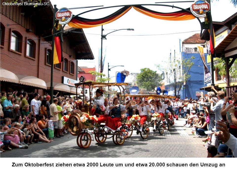 Oktoberfest Blumenau-SC