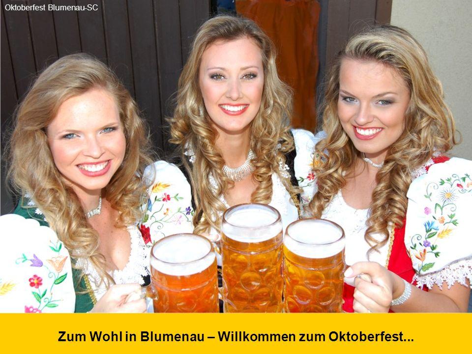Zum Wohl in Blumenau – Willkommen zum Oktoberfest...