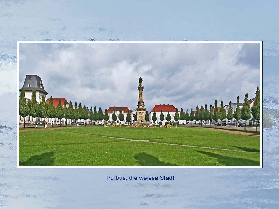 Putbus, die weisse Stadt