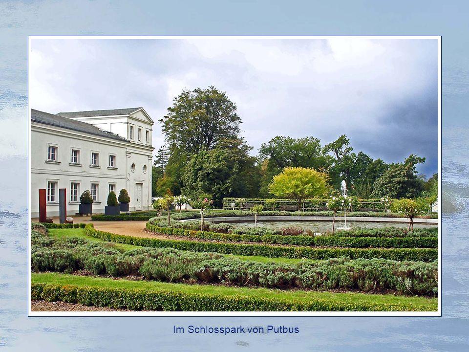 Im Schlosspark von Putbus