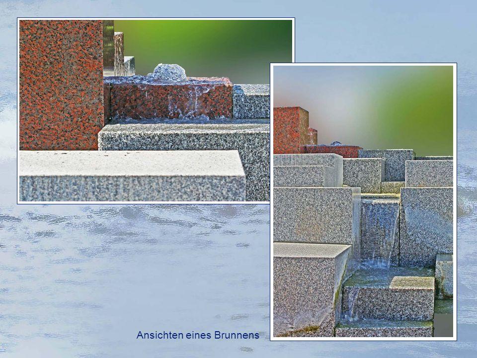 Ansichten eines Brunnens