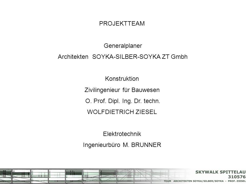 Architekten SOYKA-SILBER-SOYKA ZT Gmbh