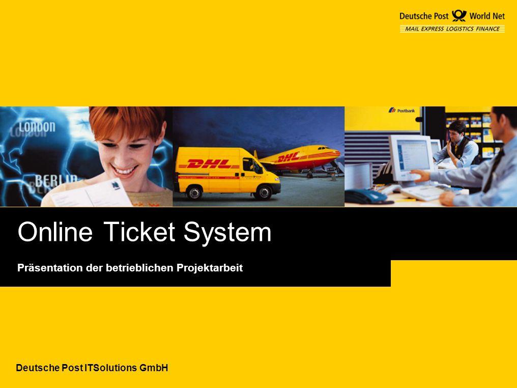 Präsentation der betrieblichen Projektarbeit