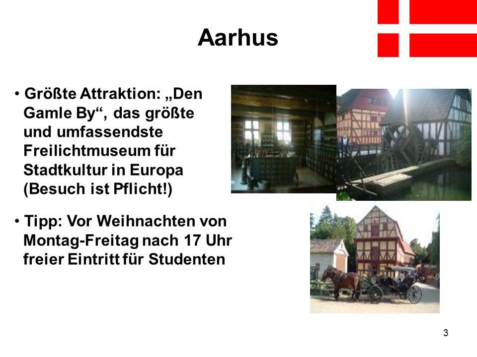 """Aarhus Größte Attraktion: """"Den Gamle By , das größte und umfassendste"""