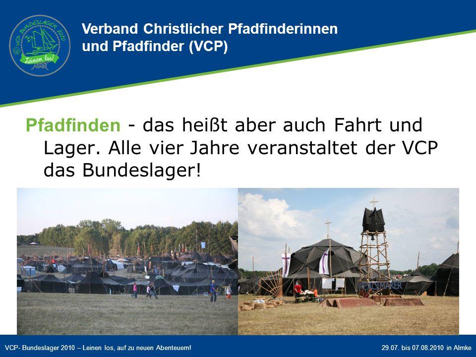 Verband Christlicher Pfadfinderinnen und Pfadfinder (VCP)
